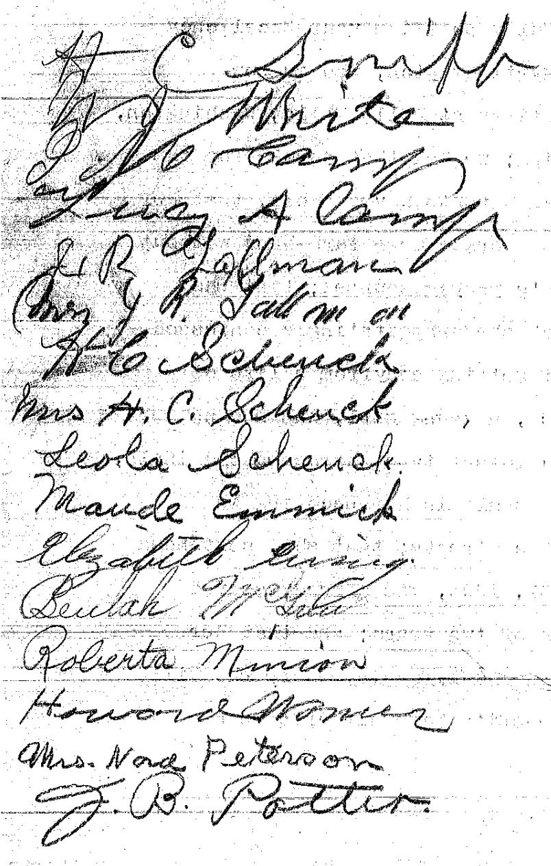 Signatures from Pardon